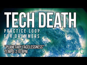 "Tech Death - ""Planetary Facelessness"""