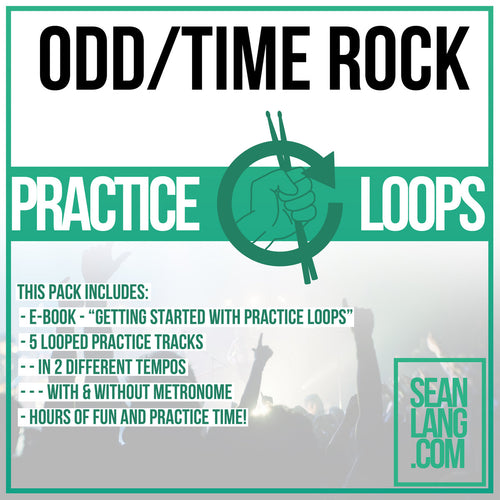 Odd Time Rock - Loop Pack