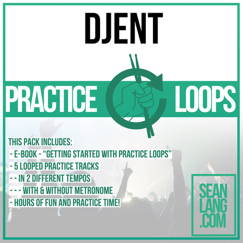 Djent Vol. 1 - Loop Pack
