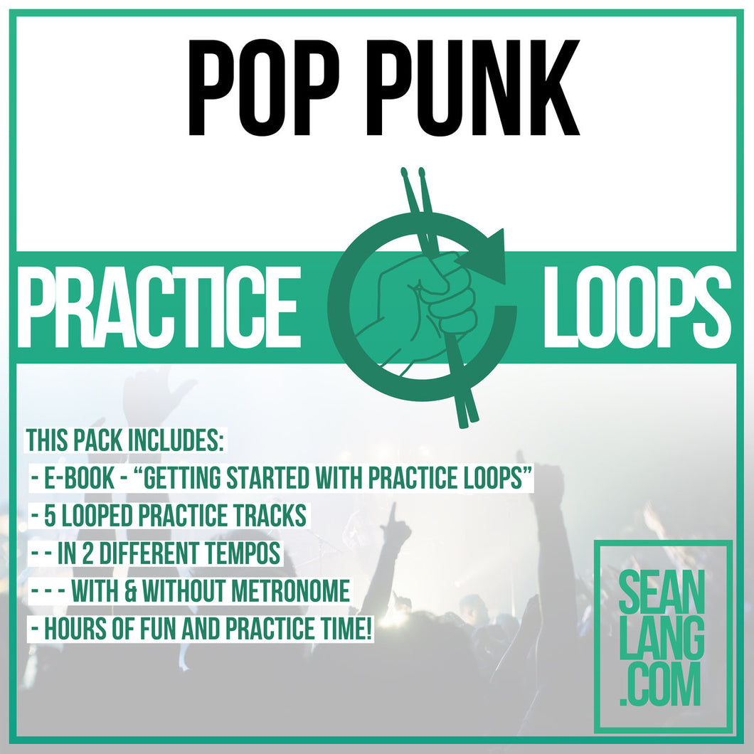 Pop Punk - Loop Pack