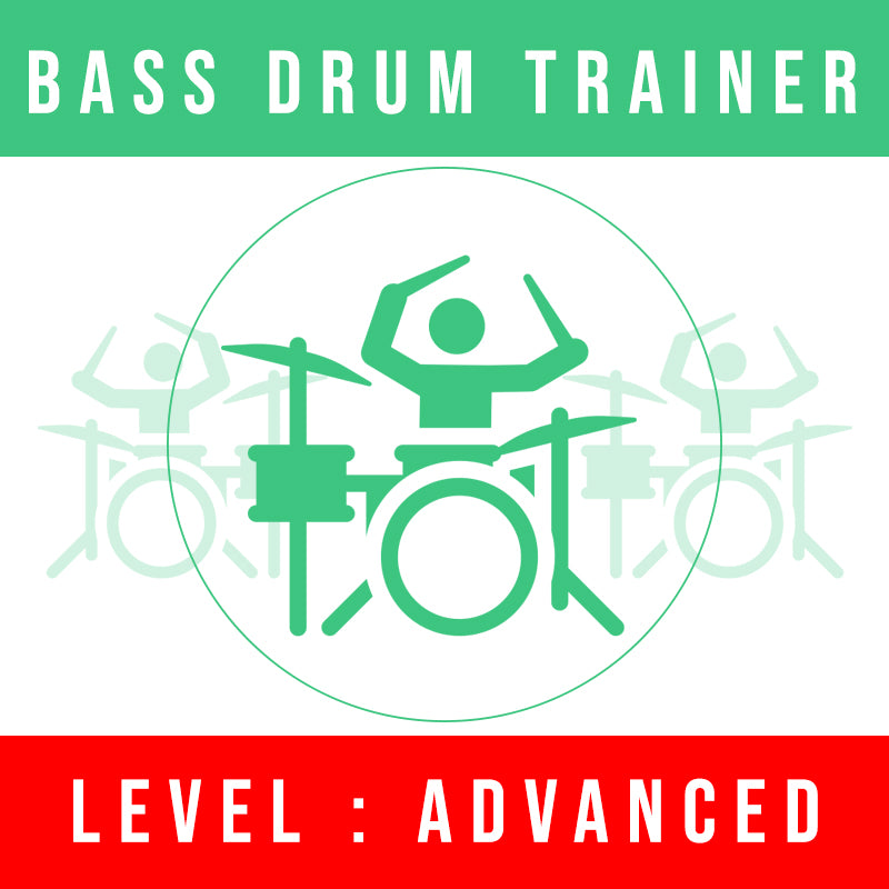 Double Bass Trainer #1 - Advanced