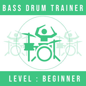Double Bass Trainer #1 - Beginner (PRE-ORDER)
