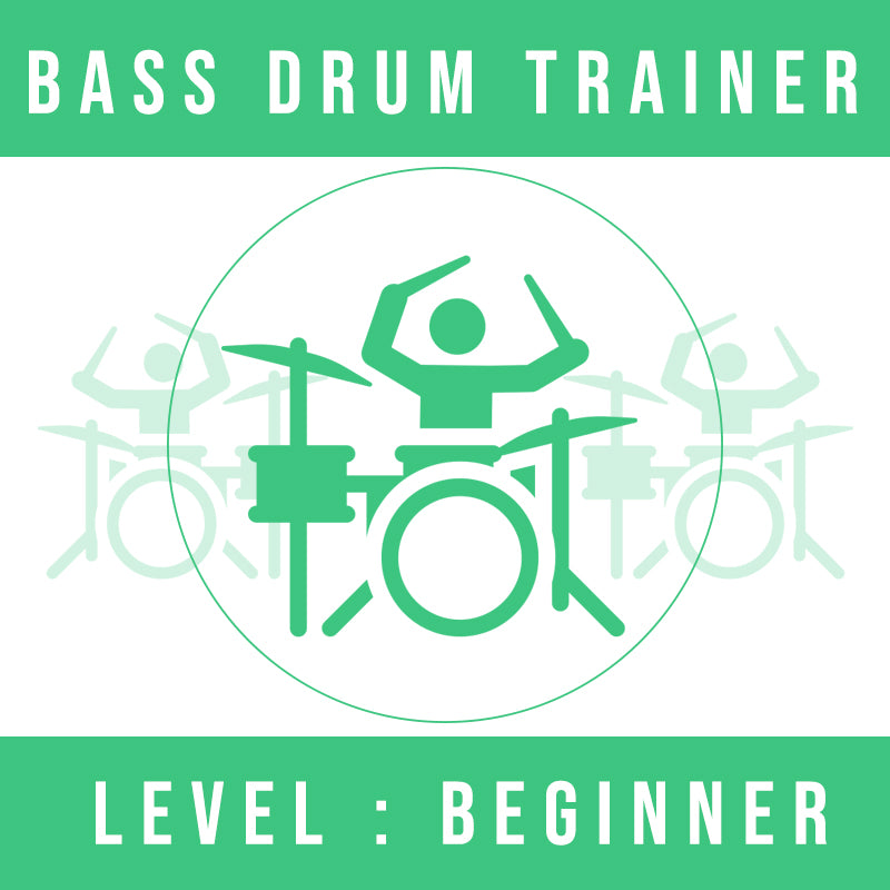 Double Bass Trainer #1 - Beginner
