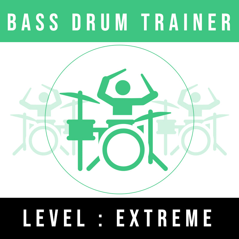 Double Bass Trainer #1 - Extreme