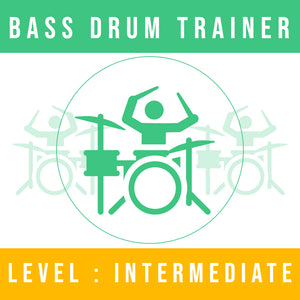 Double Bass Trainer #1 - Intermediate
