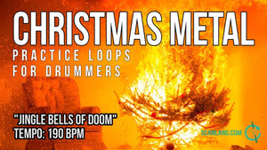 "Christmas Metal - ""Jingle Bells Of Doom"""