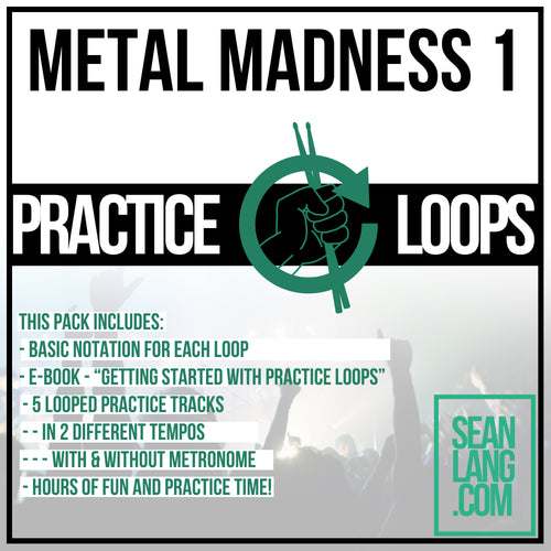 Metal Madness Vol. 1 - Loop Pack