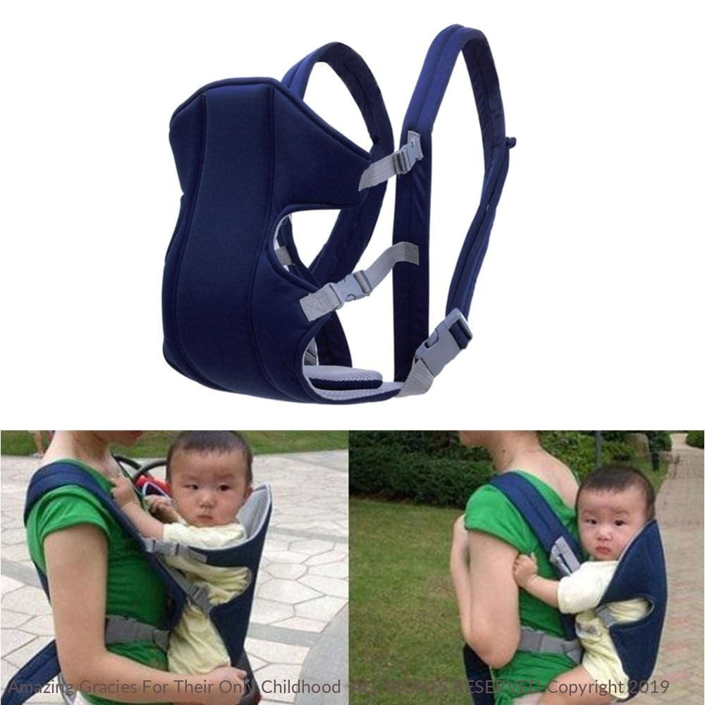 12176d6221c Multifunctional Front Facing Baby Carrier Sling Mesh Backpack Pouch  Kangaroo Wrap Carrying For Baby Children Toddler Slings