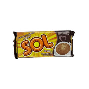 CHOCOLATE SOL WITH SUGAR