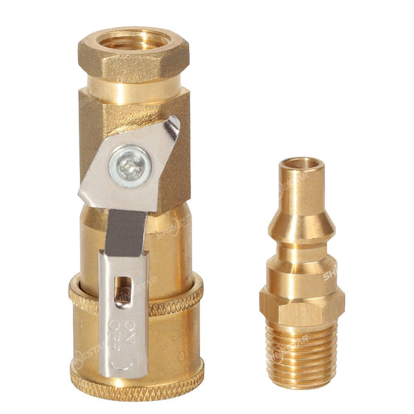 X Home 1 LB Propane Adapter Set Refill Adapter /& Steak Saver Gas Grill Adapter Universal 1 Pound// 16.4 oz Disposable Small Bottle 100/% Solid Brass