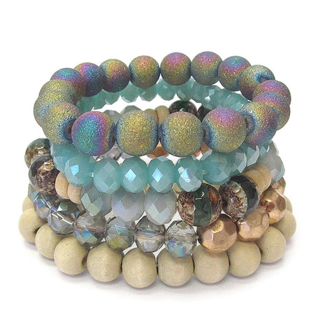 Green Envy Bracelet Set