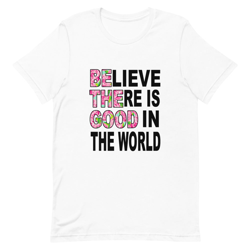 """Be The Good"" Graphic T-Shirt - 3 Colors"