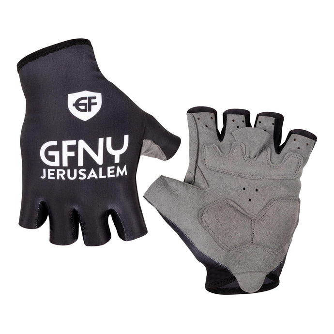 Black Race Gloves  כפפות רכיבה