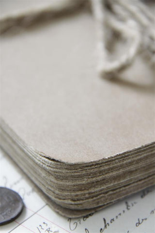 Handmade Book Pages