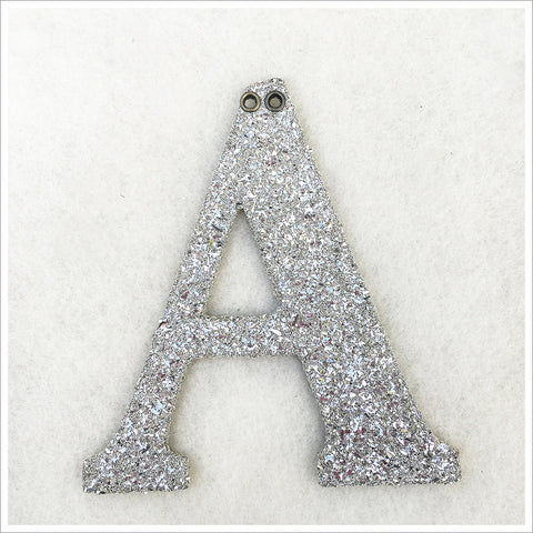 Glittered Letters 6