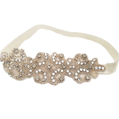 Baroque Applique Headband