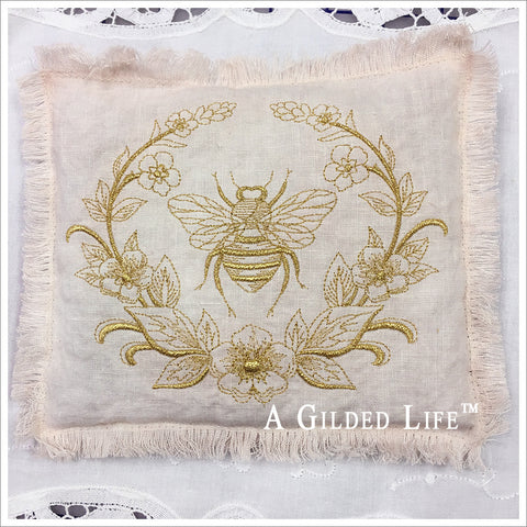 Lavender Sachet Laurel Bee