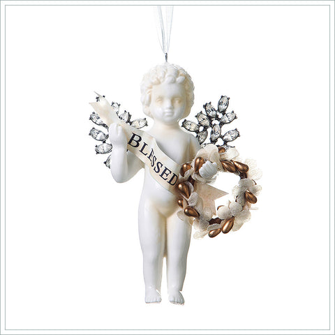 Cherub Ornament 2
