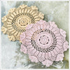 Crocheted Scalloped Doily