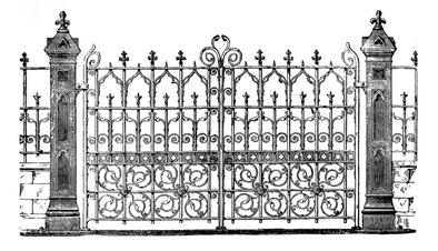 FREE Gothic Gate Download