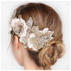 Baroque Bridal Headpiece