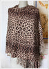 Soft Knit Ruana Shawl