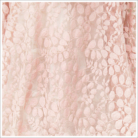 Pink Fairytale Lace