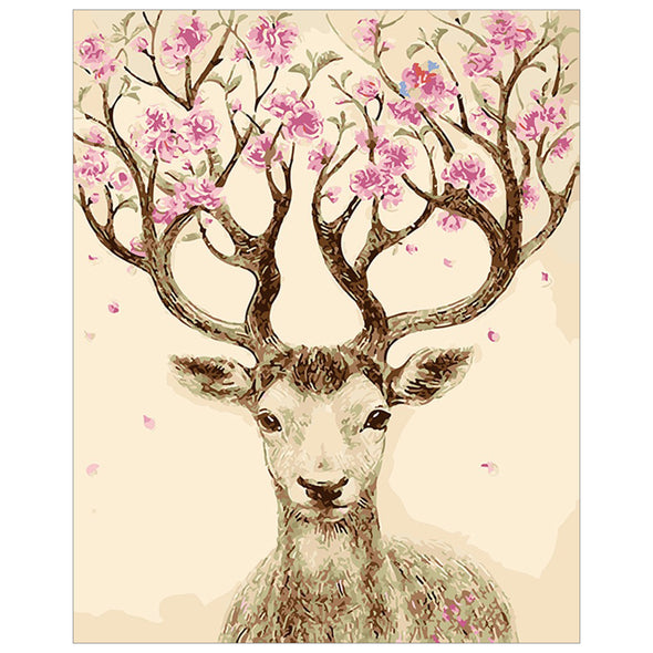 Rosy Antlers