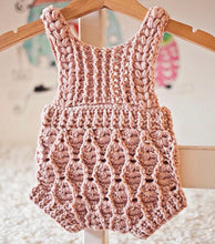 Load image into Gallery viewer, Crochet Rompers
