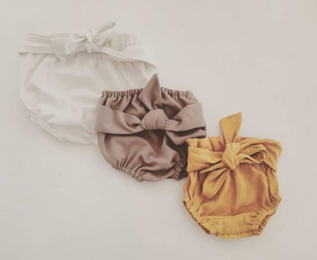 Oats and Honey - Knot Bloomers - 2pack