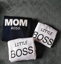 Load image into Gallery viewer, Mom Boss & Little Boss Combo/Set