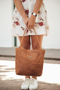 The Ashley leather bag!