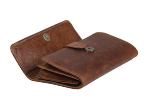 LAUREN LEATHER WALLET