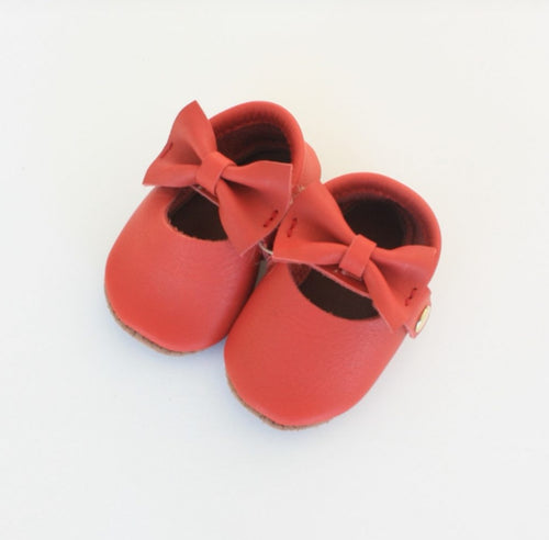 The Red soft sandal