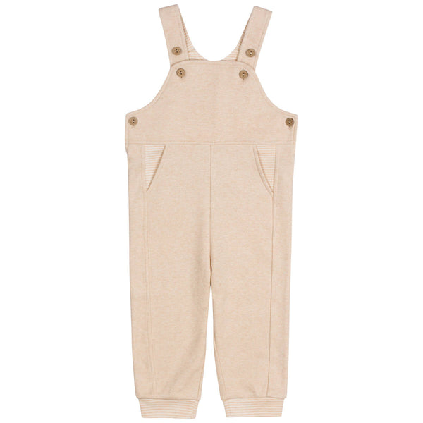 Organic Cotton Overall Light Brown