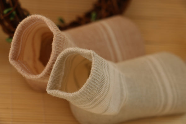 Organic Cotton Baby Socks 6 Pack