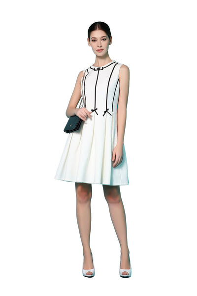 Stunning Fit and Flare Party Dress | Niteo Collection