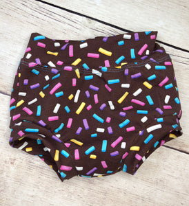 12-18 Brown Sprinkle Bummies