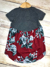 Load image into Gallery viewer, Boho Baby Doll Top size: 2T