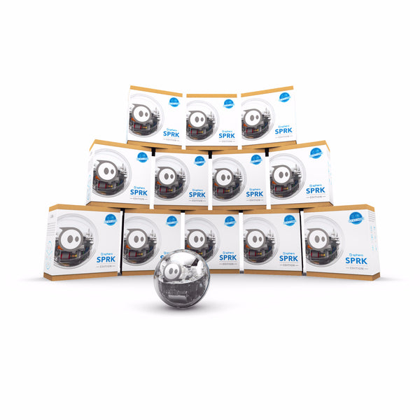 Education Pack - SPRK x 12 - Sphero Store  - 1