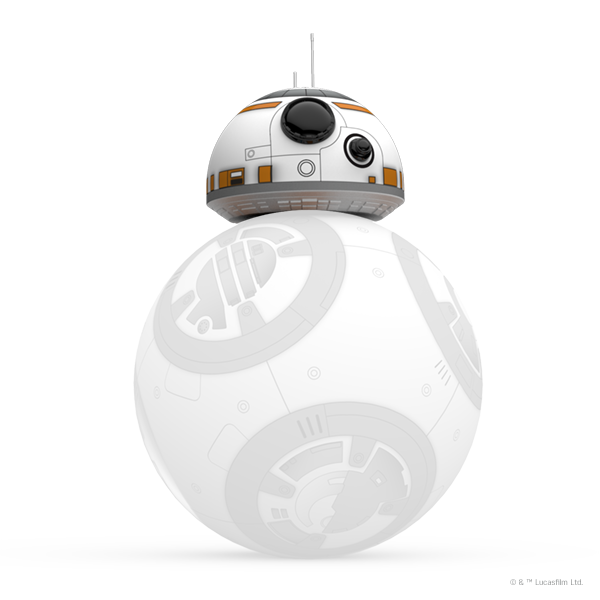 Bb 8 replacement head sphero store for Bb shop