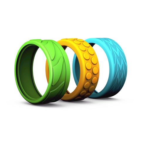 Ollie® Tires Pack - x3