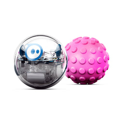 Sphero SPRK+® and Pink Nubby Cover