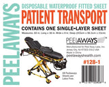 Peelaways Health, Ambulance Stretcher,  Single layer