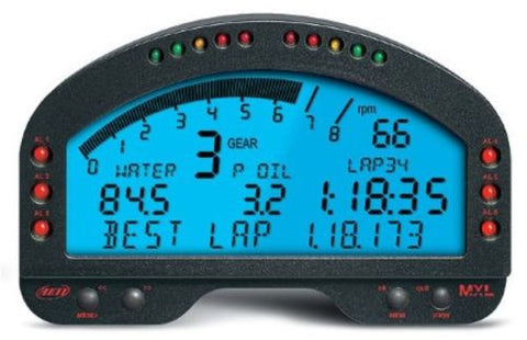 AIM Sports MXL Pro Datalogging Race Dash