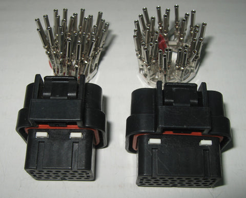 Hayabusa ECU connector and Terminal Set
