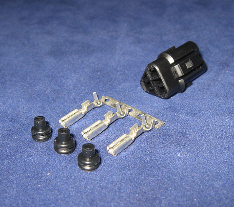 Hayabusa Gear Position Sensor Connector- Female