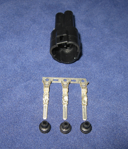 Hayabusa Gear Position Sensor Connector- Male