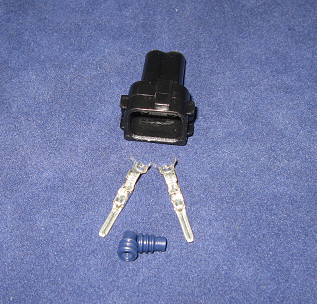 Hayabusa Fuel Injector Mating Connector