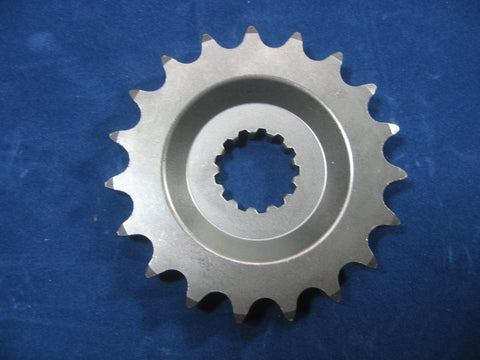 "Suzuki Hayabusa offset sprocket 19 tooth 530 Sprocket 30mm HD Shaft 1/4"" offset"